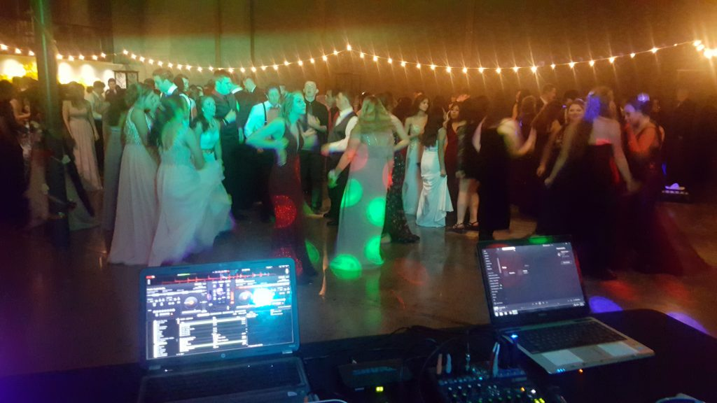 Prom Night party with DJ MC Fallon Love