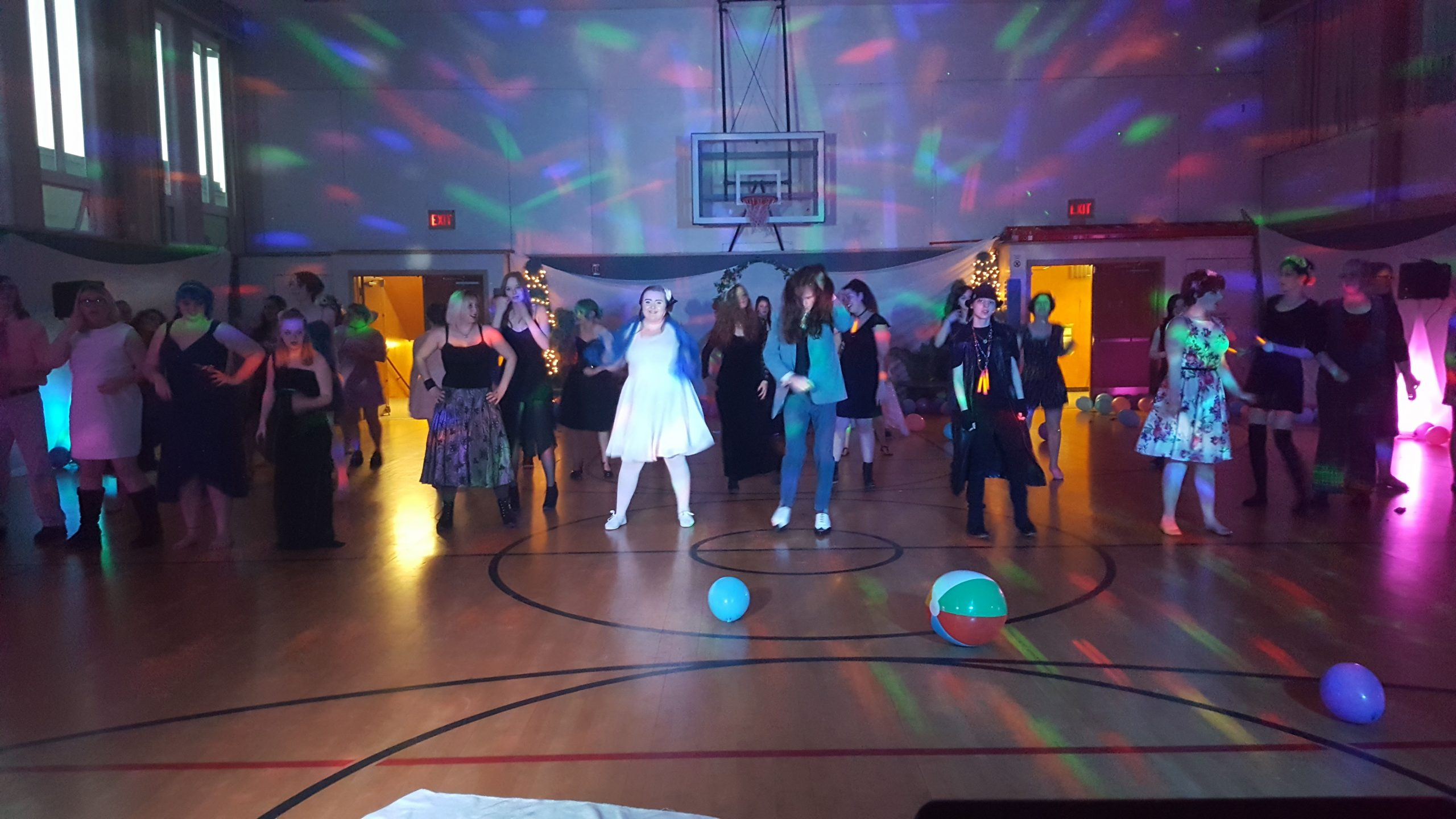 School Dance Party by Fallon Love Productions
