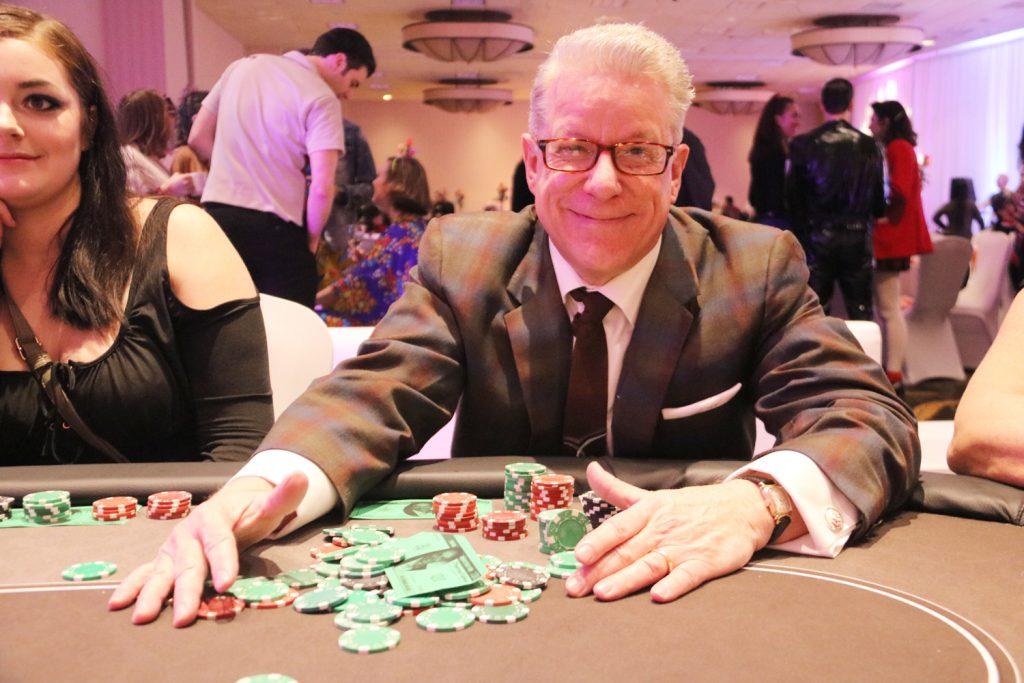 big winner at poker